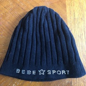 Bebe sport winter hat